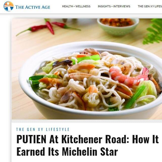 PUTIEN At Kitchener Road: How It Earned Its Michelin Star