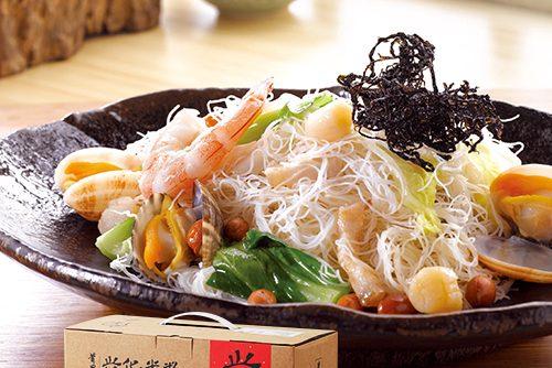 食谱: 兴化炒米粉
