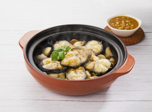 普寧豆醬蒜香焗鳗鱼